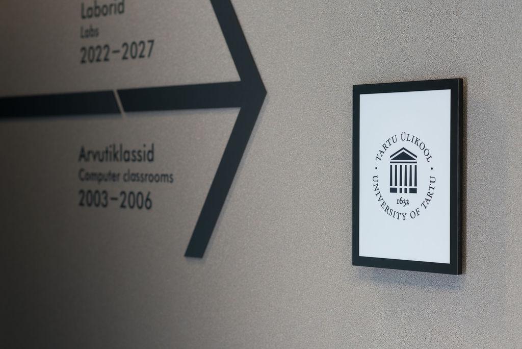ePaper Signage | University of Tartu
