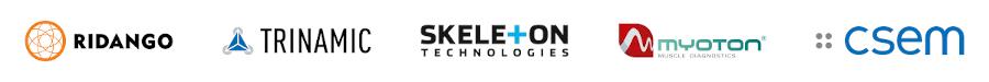 Trinamic Motion Control | Skeleton Technologies | Myoton | CSEM | Ridango